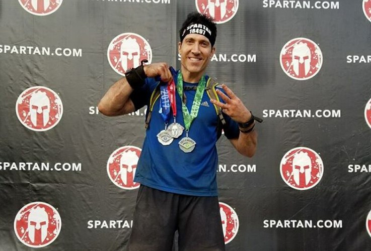 Doctor Oshin at Spartan racing event