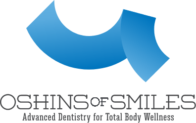 Oshins of Smiles logo